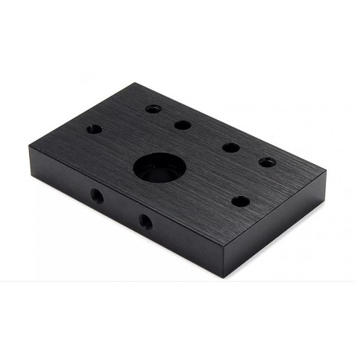 C-BEAM END MOUNT PLATE FOR V-SLOT CNC ROUTER ACTUATOR