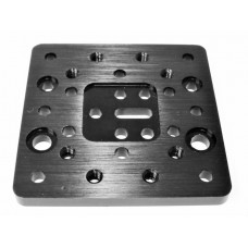 C-BEAM GANTRY PLATE FOR V-SLOT CNC ROUTER ACTUATOR ALUMINIUM EXTRUSION [78005]