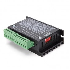 TB6600 Single Axis 4A CNC Stepper Motor Driver Controller 9~40V Micro-Step MACH3 [78106]