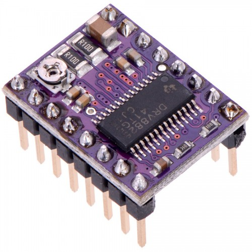 DRV8825 StepStick Stepper Motor Driver with Heat Sink Reprap Prusa 3D Printer [78202]