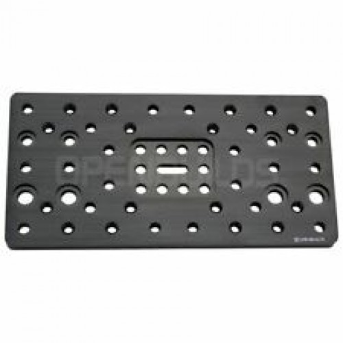 C-Beam Gantry Plate - Double Wide - 155x77.5x6mm [78004]