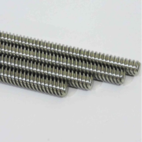 Long Acme Lead Screw (Tr8*8) for CBeam CNC 3D Printer 1040 mm (1000 + 40mm) [78313]