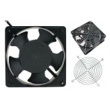 Metal Frame Fan - ACC 200-240V - 120 x 120 x 38mm