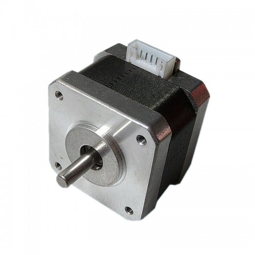 NEMA 17 Stepper Motor 12V For CNC, Reprap 3D Printer Extruder [78209]