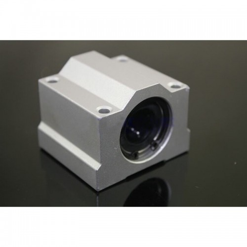 SCS10UU LINEAR MOTION 10MM SHAFT SLIDING BEARING BLOCK 10MM BORE [78012]