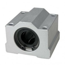 SCS16UU 16mm Linear Motion Ball Bearing Machinery Slide Bushing [78014]