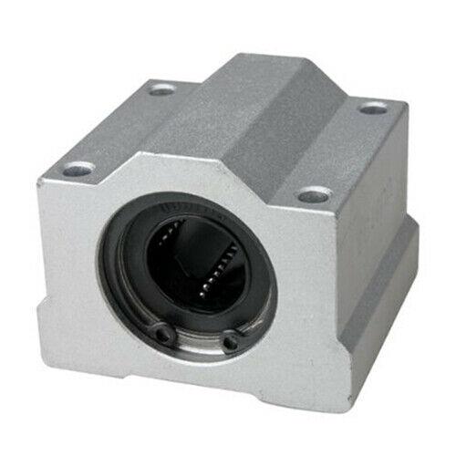 SCS16UU 16mm Linear Motion Ball Bearing Machinery Slide Bushing [78002)