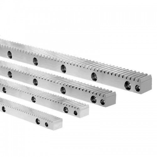 RACK PINION MODULE 1.5 17X17 EN8 STEEL TOOTH GEAR [78215]