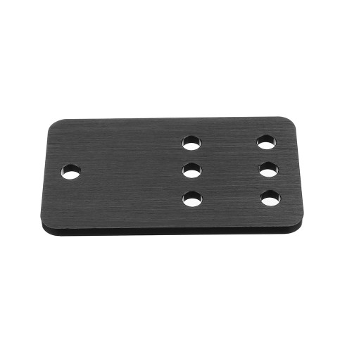 Idler Pulley Mount Plate for V-slot CNC Router 3D Printer 2020 Aluminium [78310]