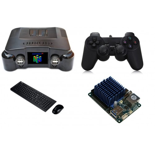 Assembled OGST Gaming System