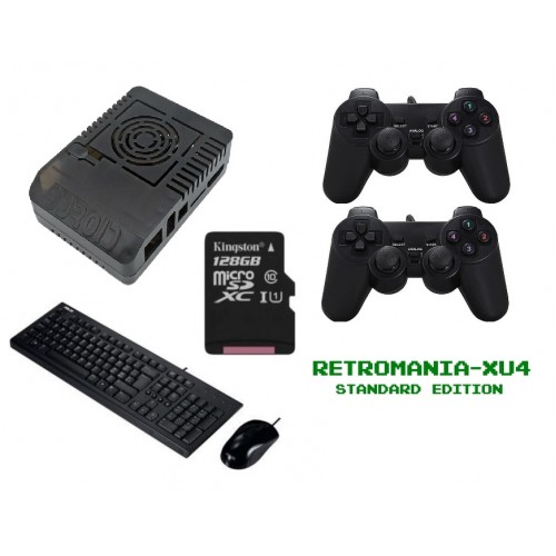 Retromania XU4 - Standard Edition