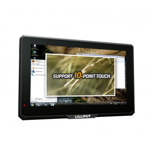 "Lilliput 779GL-70NP/C/T - 7"" HDMI Capacitive Touchscreen monitor [78901]"