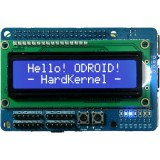 Odroid 16x2 LCD + IO Shield