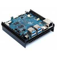 Odroid N2 -  [77300] 4GB RAM big.Little architecture Board with ARM Cortex-A73 CPU + Cortex-A53 Cluster and Mali-G52 GPU