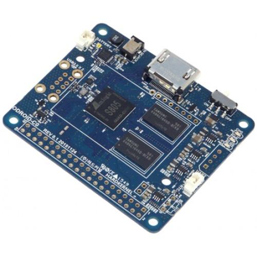 Odroid C0 - Multicore headerless prototyping computer