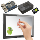 "Odroid C1+ Android 10"" Touchscreen Bundle [77102]"