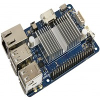 Odroid C1+  Multicore credit card computer
