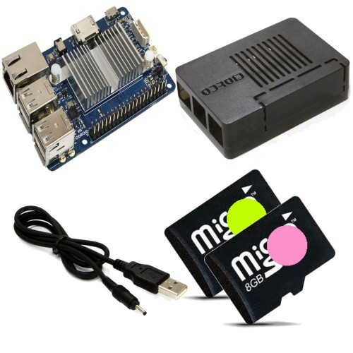 Odroid C1+ 8GB Kit [77101]