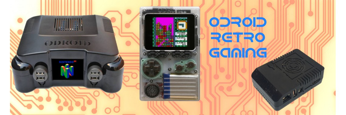 ODROID Gaming Solutions