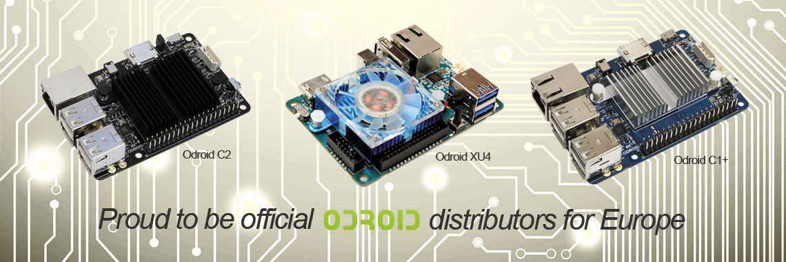 Odroid Official stockist