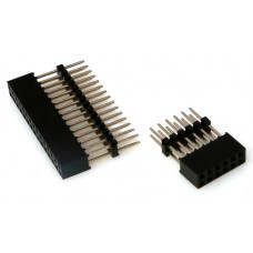 Odroid 30pin and 12pin Dual Stacking Header Sockets [77733]