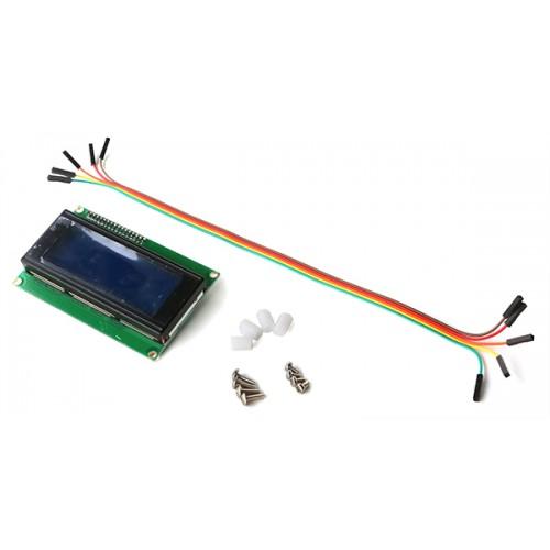 ODROID I2C 20×4 LCD Module [77920]
