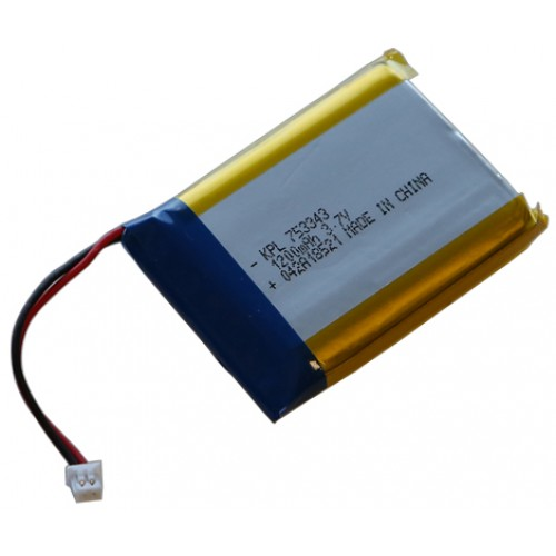 ODROID 1200mAh 3.7V battery pack for ODROID-GO [77903]