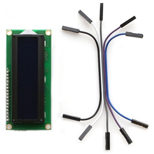 ODROID 16x2 LCD kit for ODROID-GO [77904]