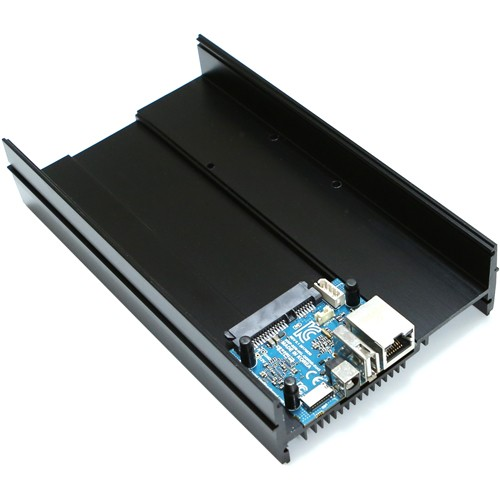 Odroid HC2 including  PSU [77602]