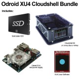 Odroid XU4 CloudShell Bundle - Stock expected w/c 26/06