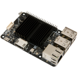 Odroid C2 - 64-bit quad-core Single Board Computer