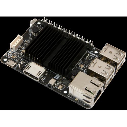 Odroid C2 - 64-bit quad-core Single Board Computer