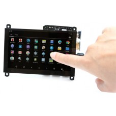 Odroid VU 5A - 5 inch HDMI display with Multi-touch [77701]