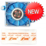 Odroid Cooling Fan XU4 Blue